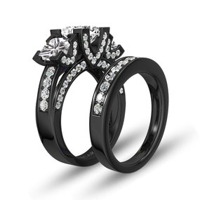 The best selection of Gothic Rings!