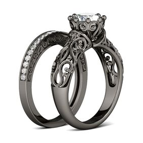Gothic Wedding Rings.Gothic Wedding Rings Gothic Wedding Rings
